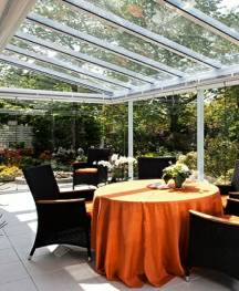 Orangery or Conservatory